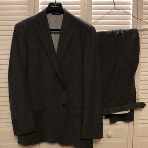 Men's Brooks Brothers Gray Suit